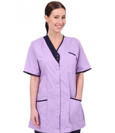 4dafa2346a585 Ladies Asymmetrical Healthcare Tunic