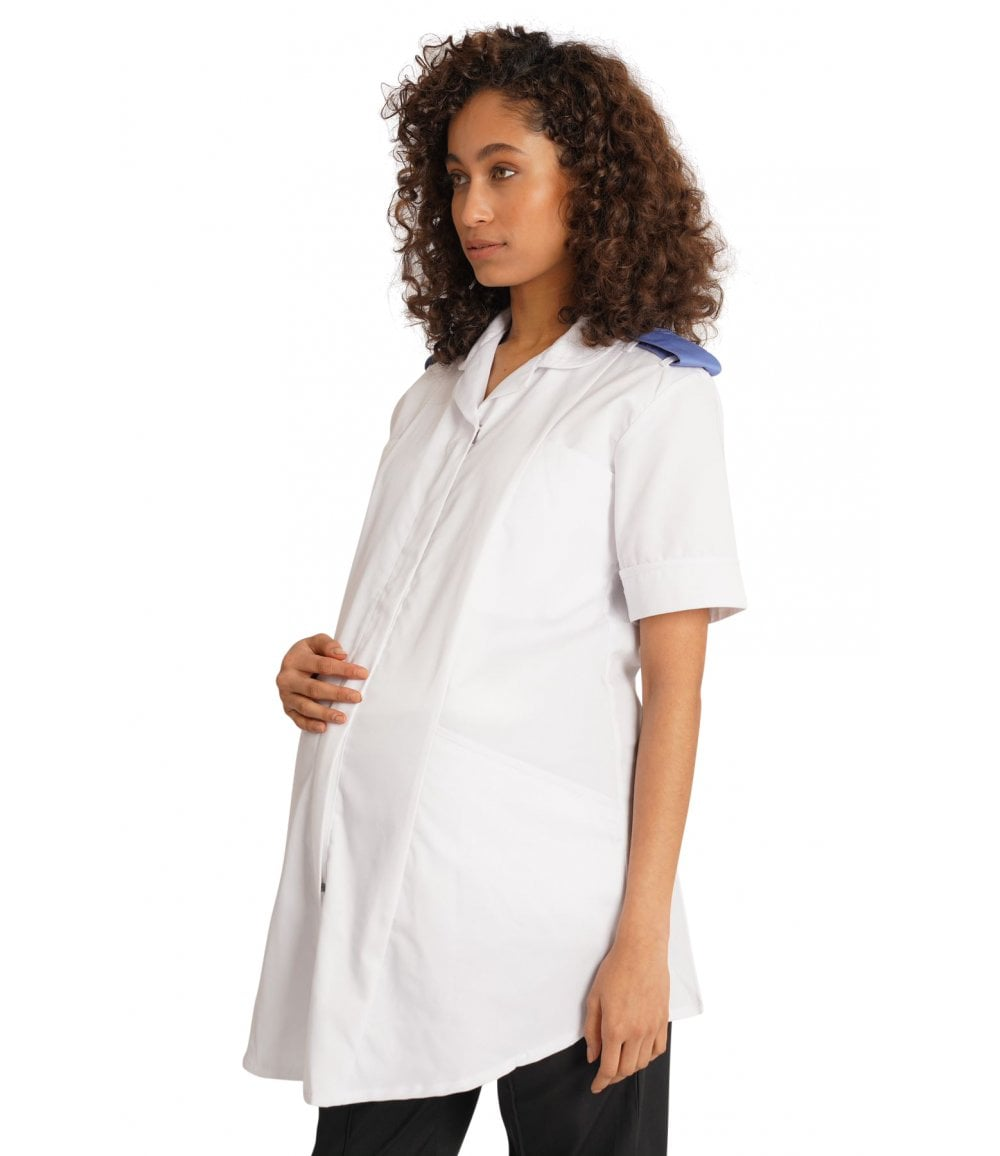 386675697d6 Ladies Maternity Tunic with Epaulette Bars - NCLTPSME - PCL ...