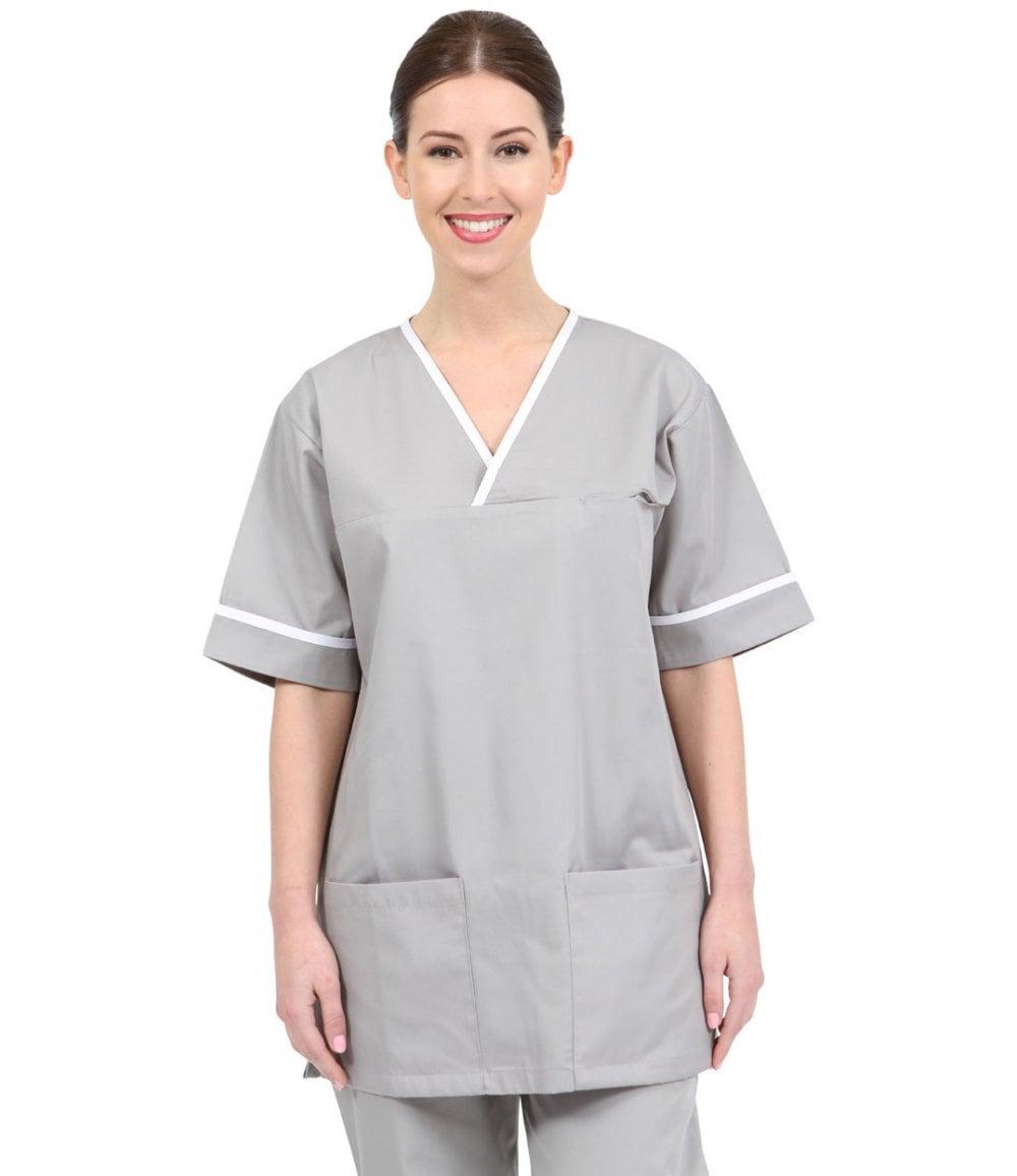 853222a4c9aca Unisex Smart Scrub Tunic - NSTT - PCL Corporatewear Ltd