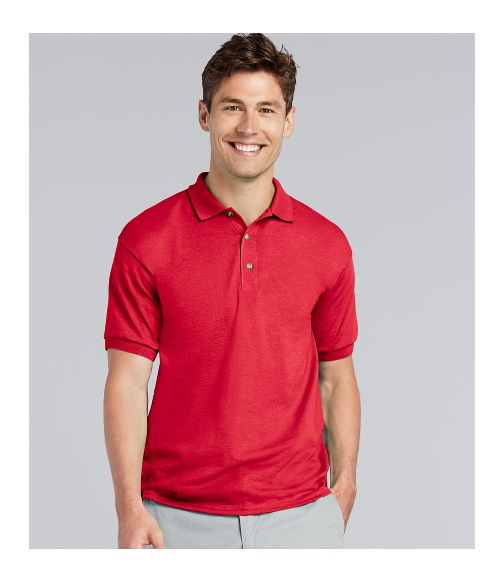 68030cd7416 Gildan DryBlend® Jersey Polo Shirt - GD40 - PCL Corporatewear Ltd
