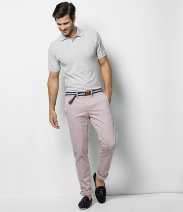 03cc22d0 Kustom Kit Klassic Slim Fit Polo Shirt