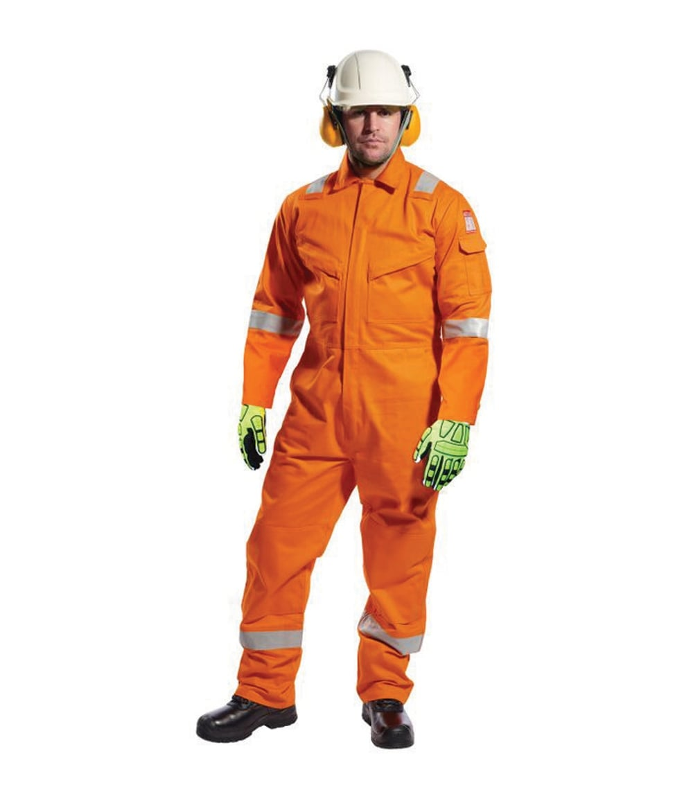 3a47d11c1fde Portwest Bizflame™ Anti-Static Coverall - PW425 - PCL Corporatewear Ltd