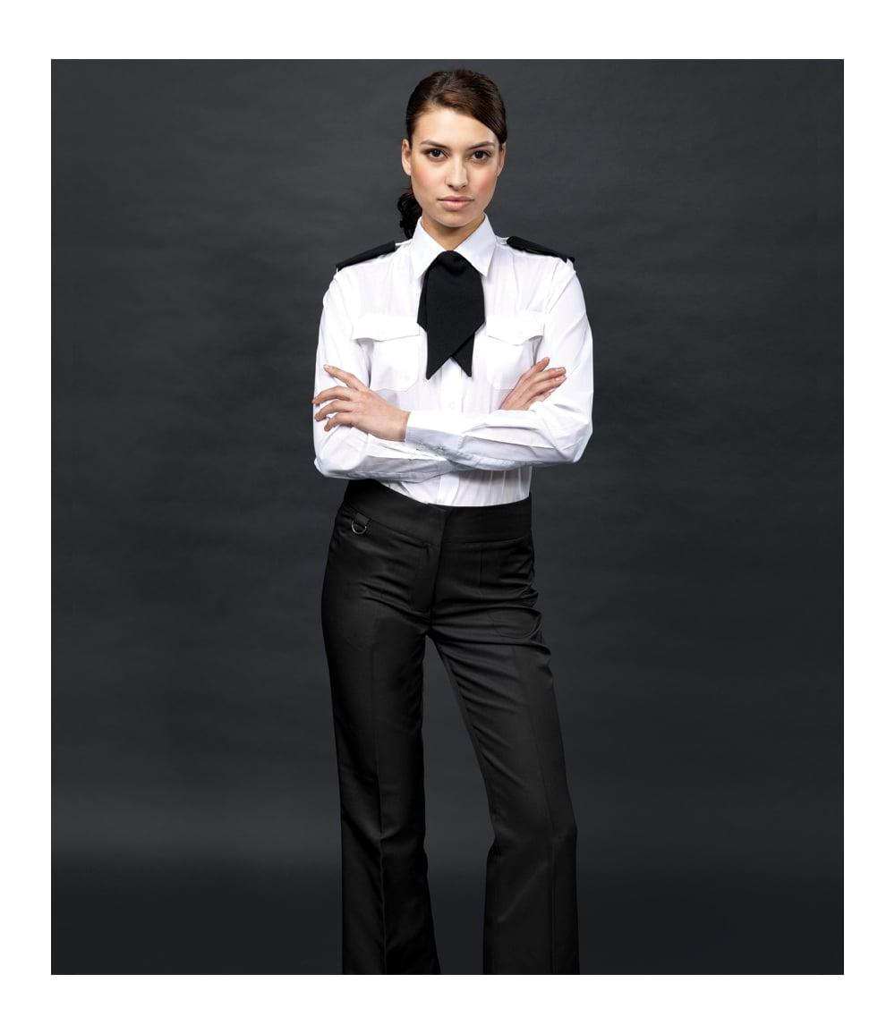 65a6004ba9026 Premier Ladies Long Sleeve Pilot Shirt - PR310 - PCL Corporatewear Ltd