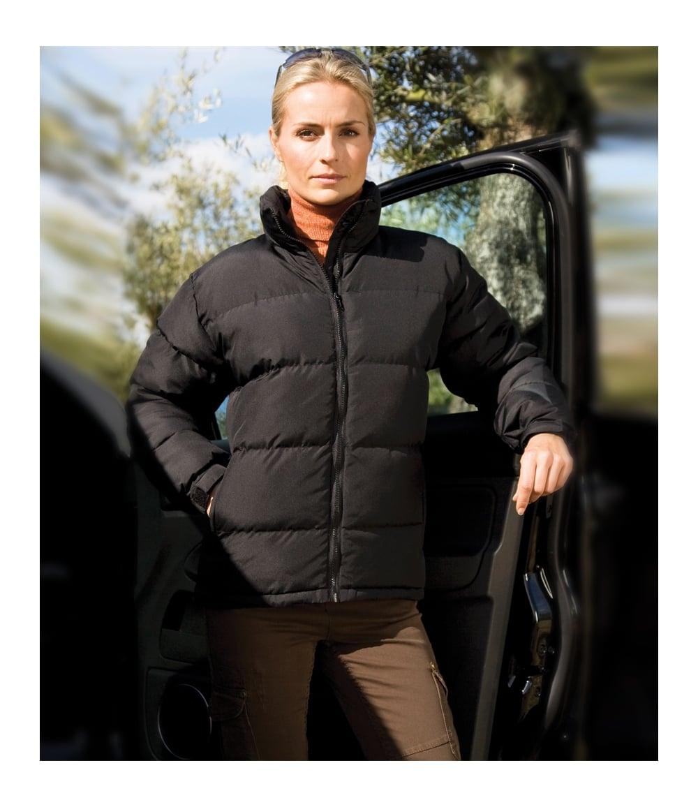 24f86b350e6 Result Urban Ladies Holkham Down Feel Jacket - RS181F - PCL ...